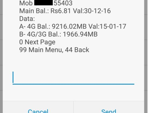 Get 27GB(9x3GB) OF 4g Airtel Data Free